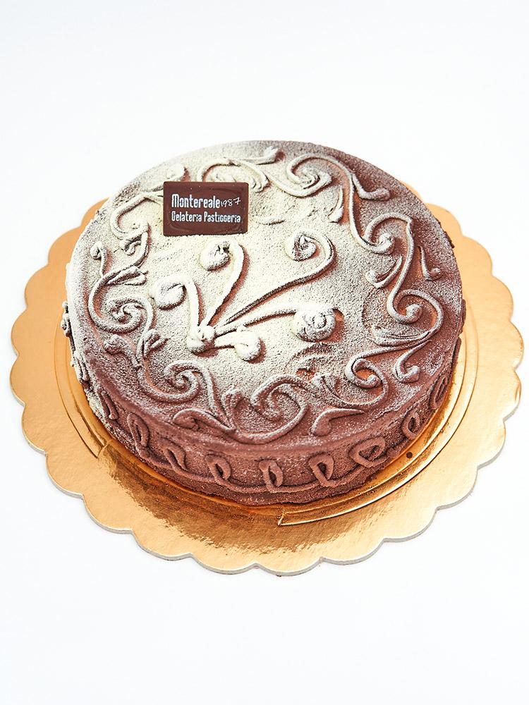 Torta di Semifreddo Pordenone® al cioccolato