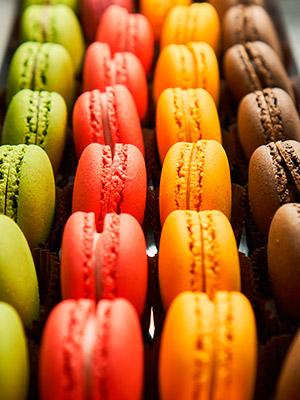 Macaron artigianali - Confezione da 10 pz.