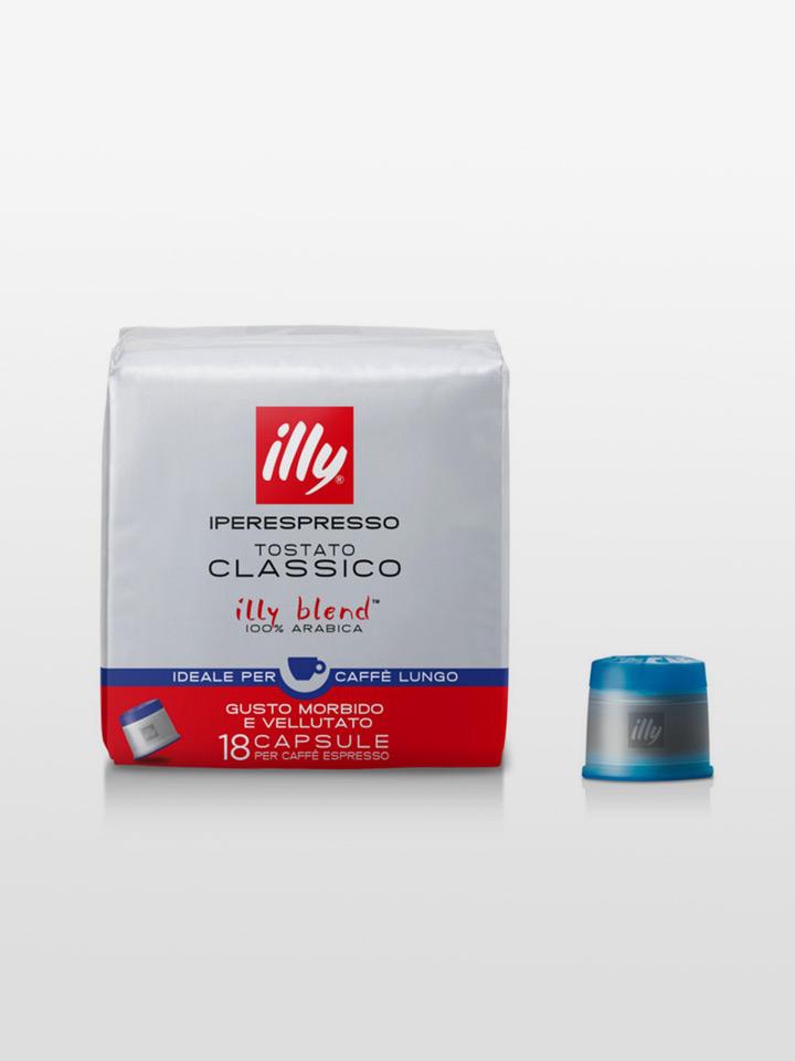 Caffè in Capsule Iperespresso tostato CLASSICO Lungo