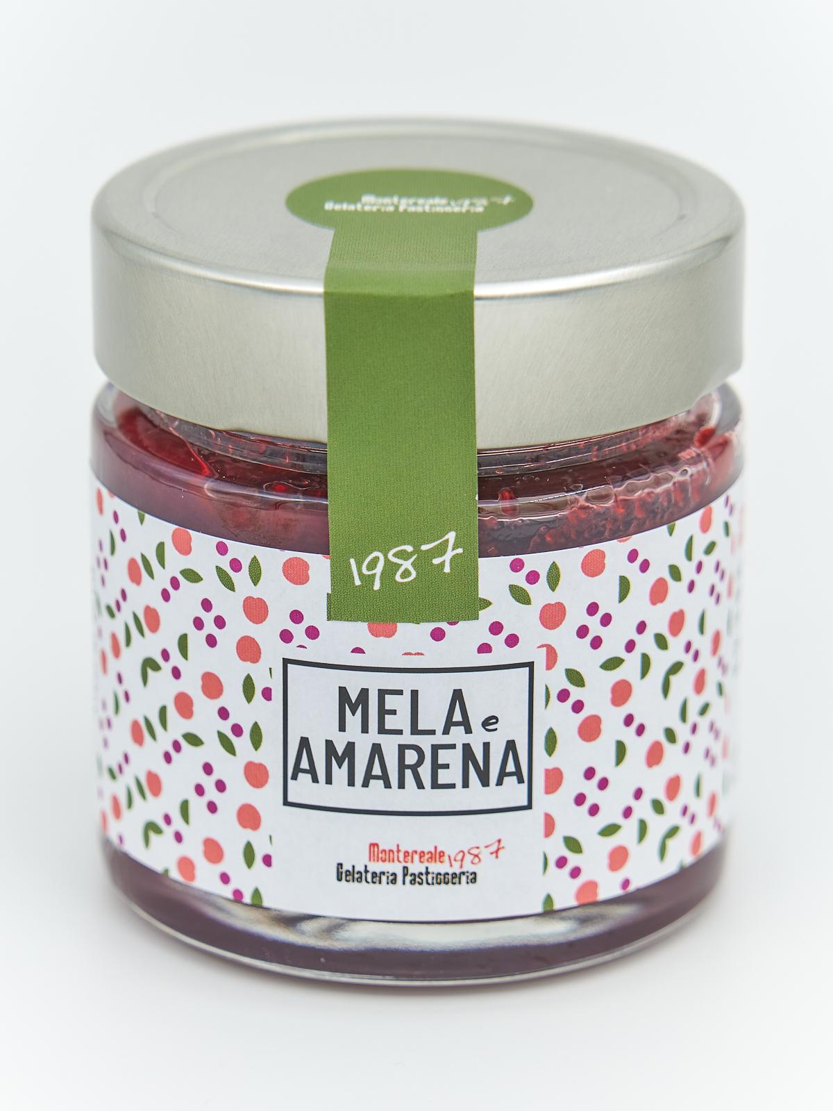Confettura di Mela e Amarena
