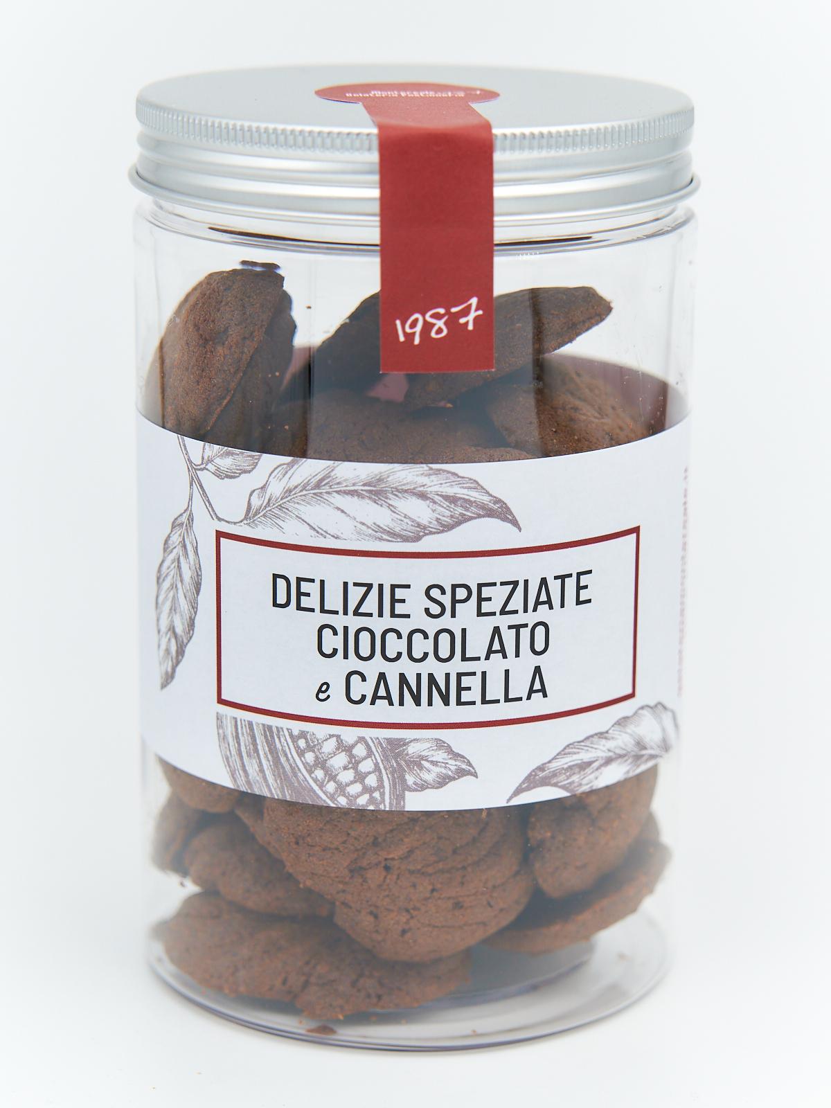 Delizie Speziate Cioccolato e Cannella