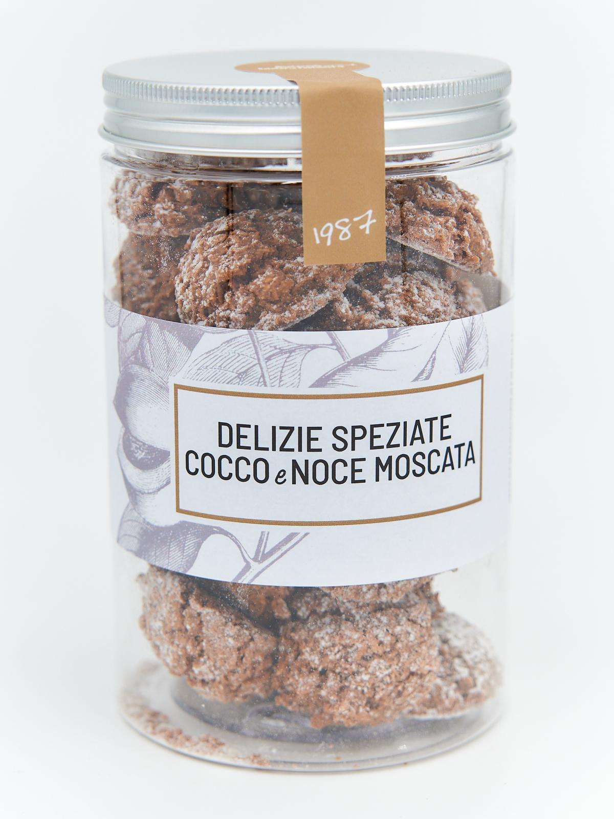 Delizie Speziate Cocco e Noce Moscata